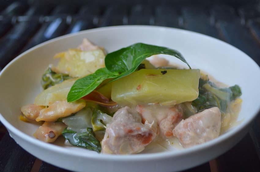 Филиппинские овощи: как я готовила рагу