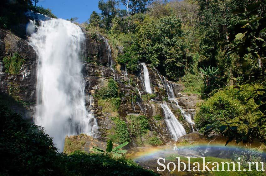 Дои Интанон: самая высокая гора Таиланда