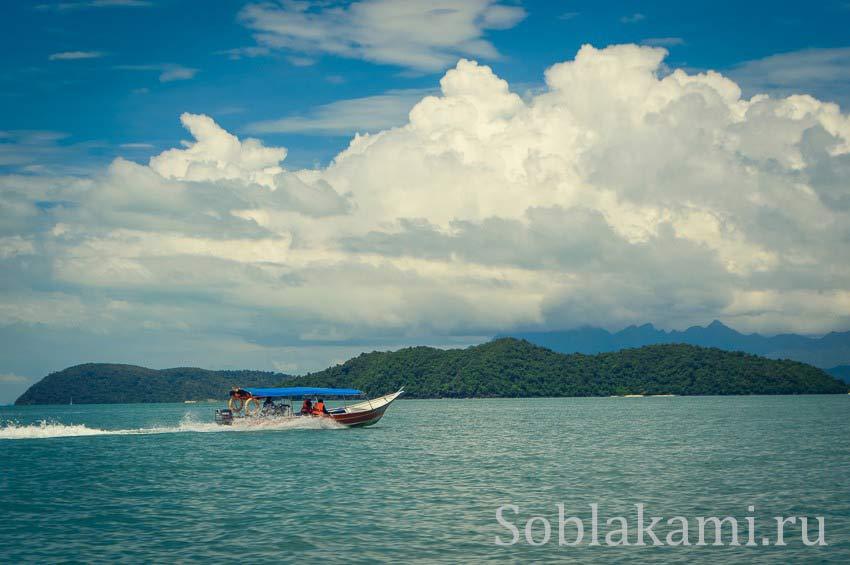 Лангкави-Краби: как добраться и сколько это стоит