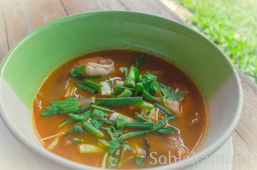 рецепт супа как на гоа
