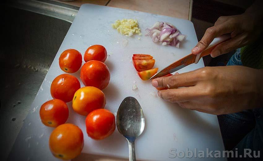 Рецепт приготування мідій