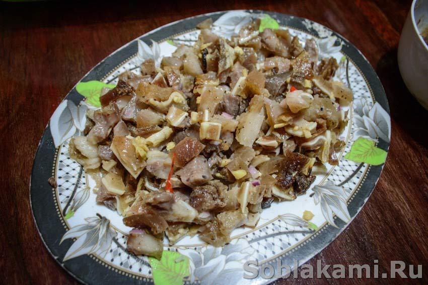 Филиппин кухня рецепты