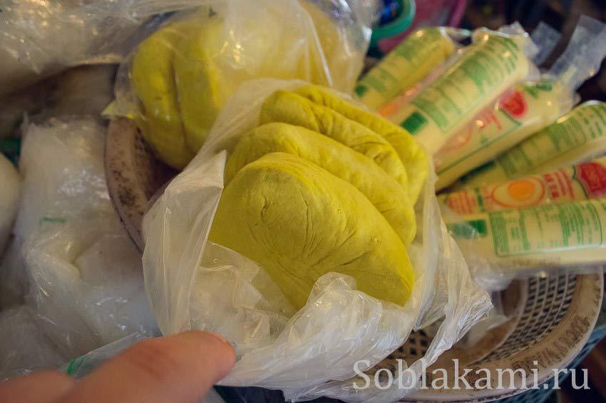 Твердый сыр тофу для приготовления Пад Тая