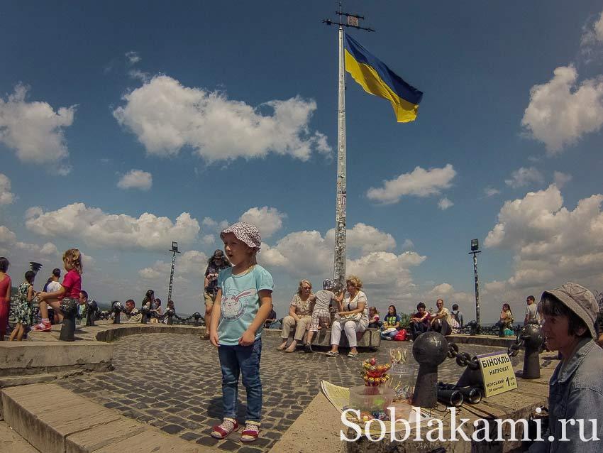 Во Львов с детьми, карта, фото, отзывы