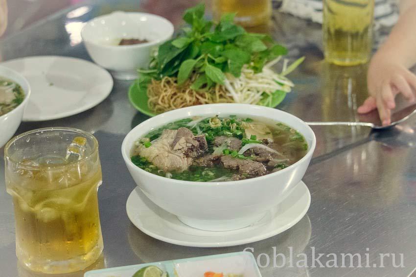 еда во Вьетнаме, фото, описание, отзывы
