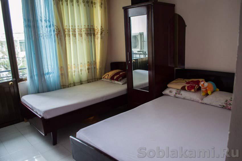 бюджетный отель во Вьетнаме, Нячанг