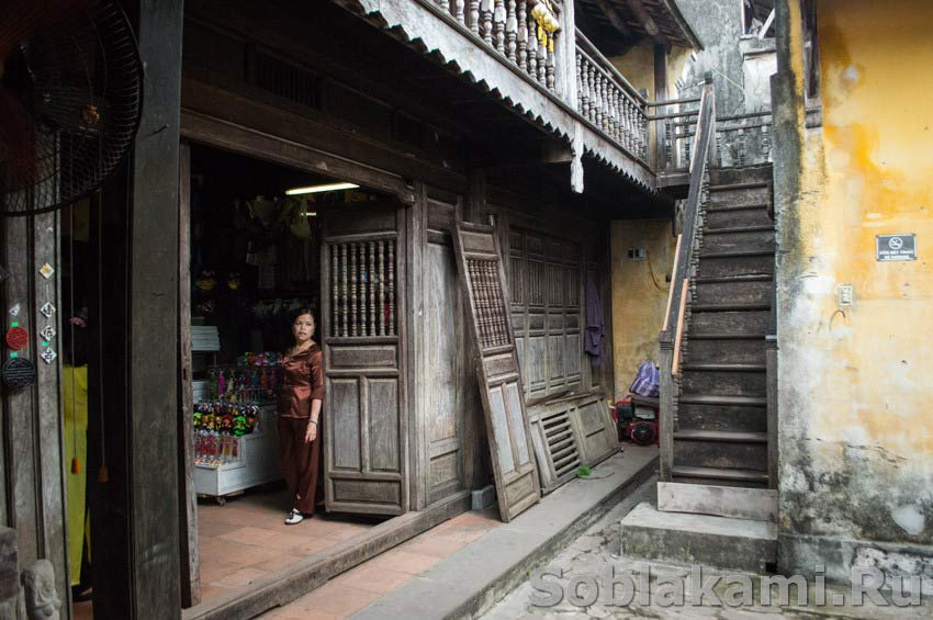 Хойан - отпуск во Вьетнаме