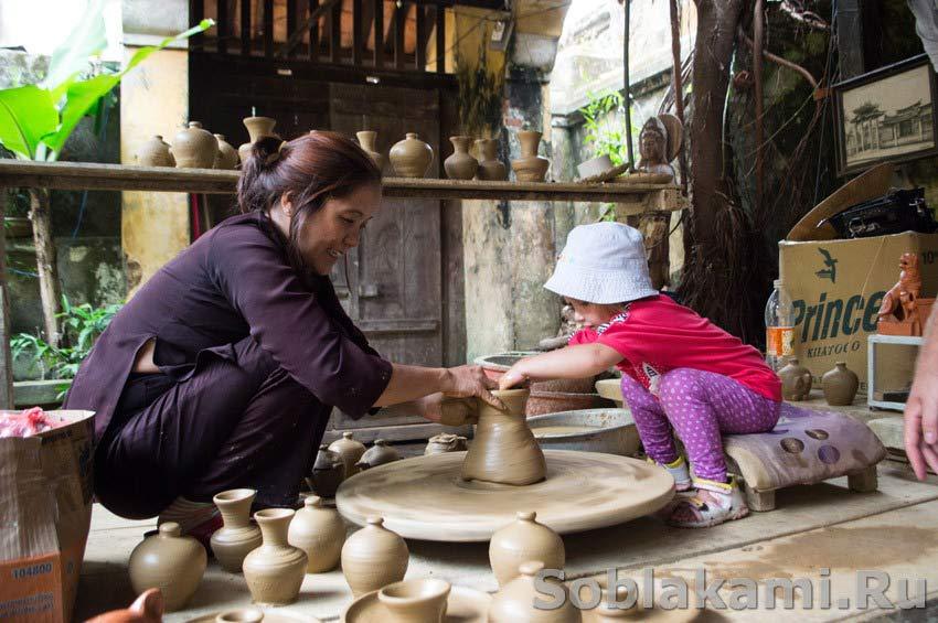 Хойан, творческие мастерские, Вьетнам
