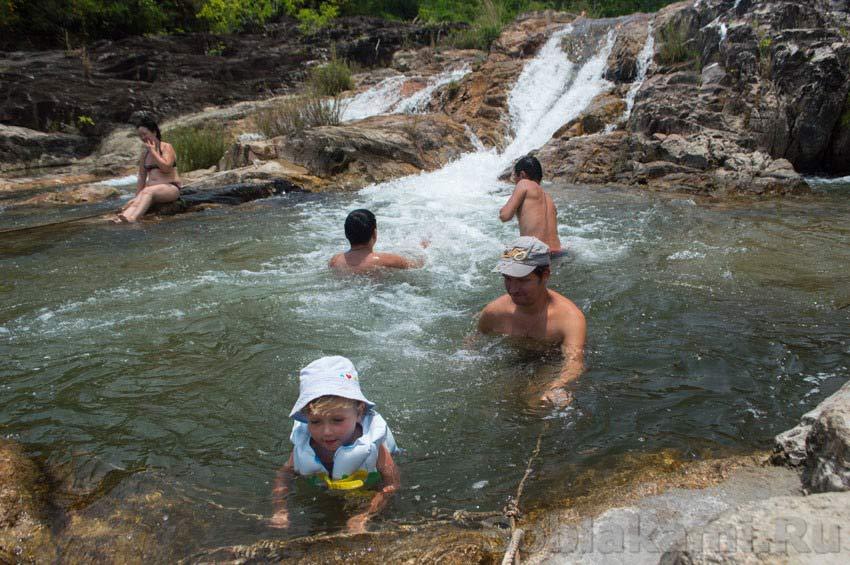 самостоятельные экскурсии во Вьетнаме, Нячанг