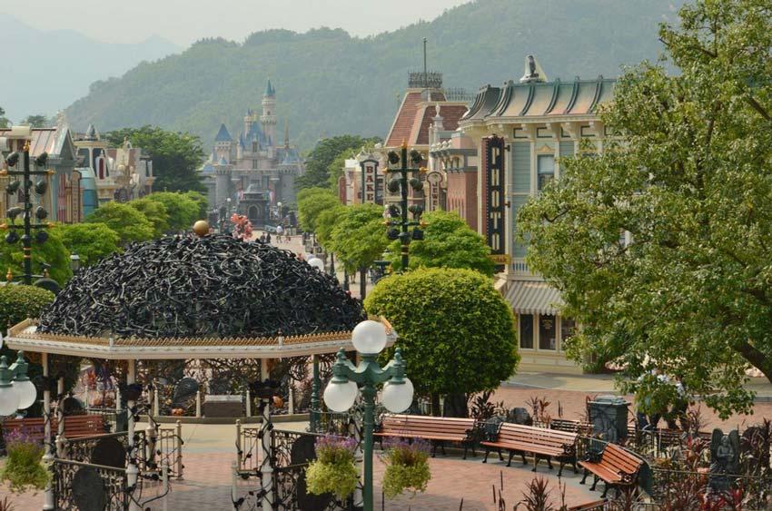 Диснейленд в Гонконге: место, где мультики оживают - ЧАСТЬ 1