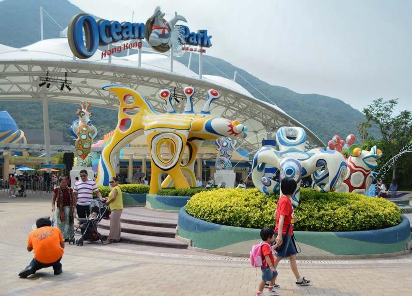 Ocean Park: день незабываемых приключений в Гонконге