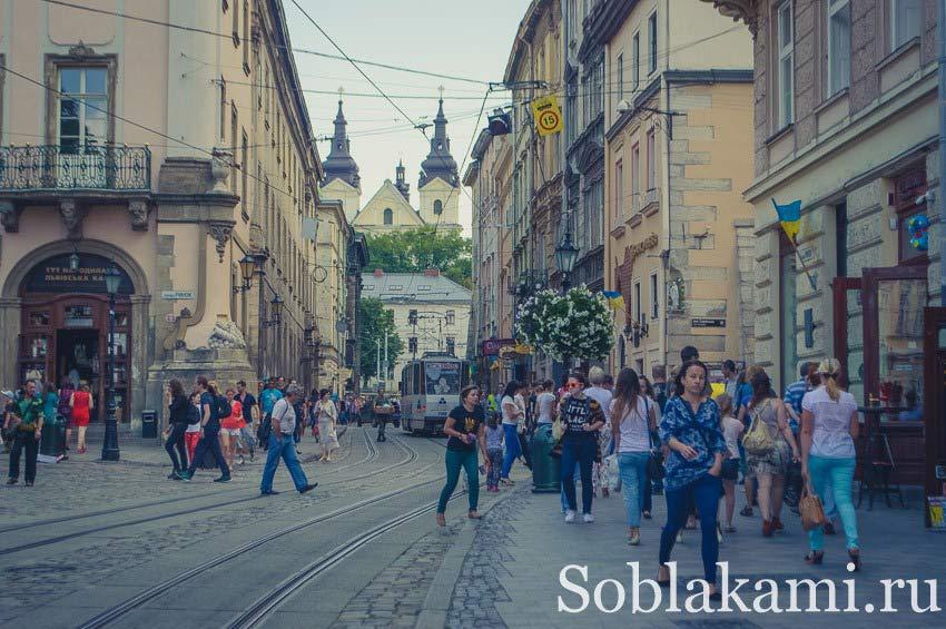 Экскурсия по Львову самостоятельно: день второй