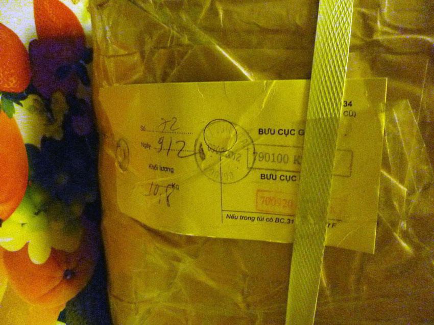 Как отправить посылку из Вьетнама и сколько это стоит