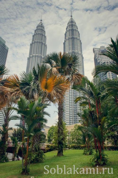 Куала-Лумпур, Лангкави, перелет, аренда дома