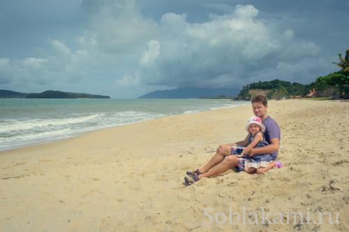 все пляжи острова Лангкави, Малайзия