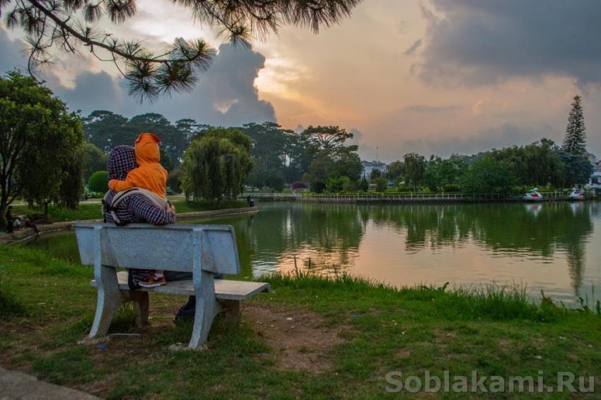 Далат, Вьетнам, самостоятельное путешествие