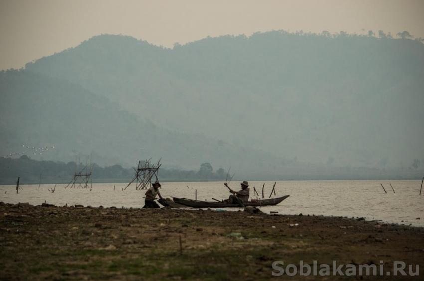 Провинция Даклак, Вьетнам, город Лиен Сон, самостоятельное путешествие