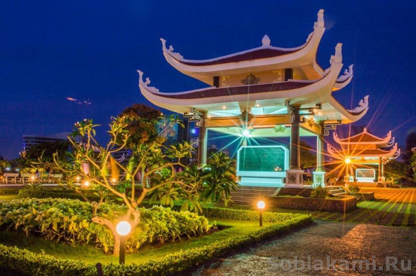 Вунгтау, Вьетнам, пантеон Хошимина