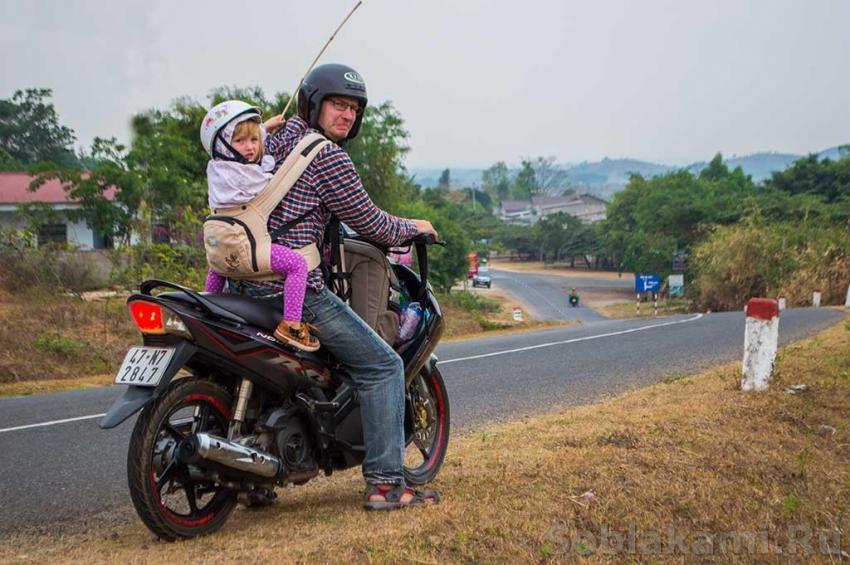 байк, скутер во Вьетнаме