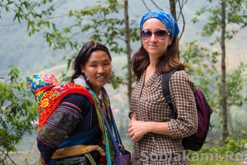 хмонги, зао, Сапа, провинция Лао Кай, Вьетнам, обычаи, фото