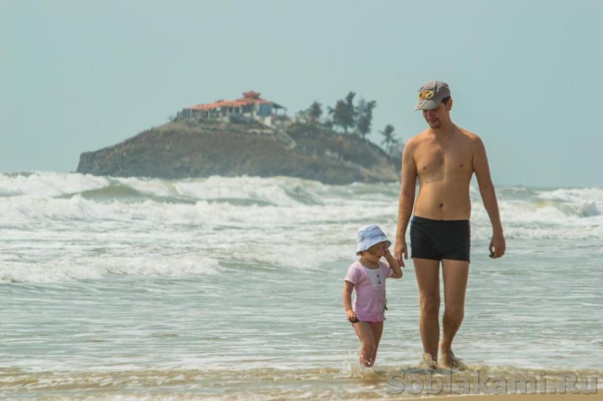 пляжи в Вунгтау, Вьетнам