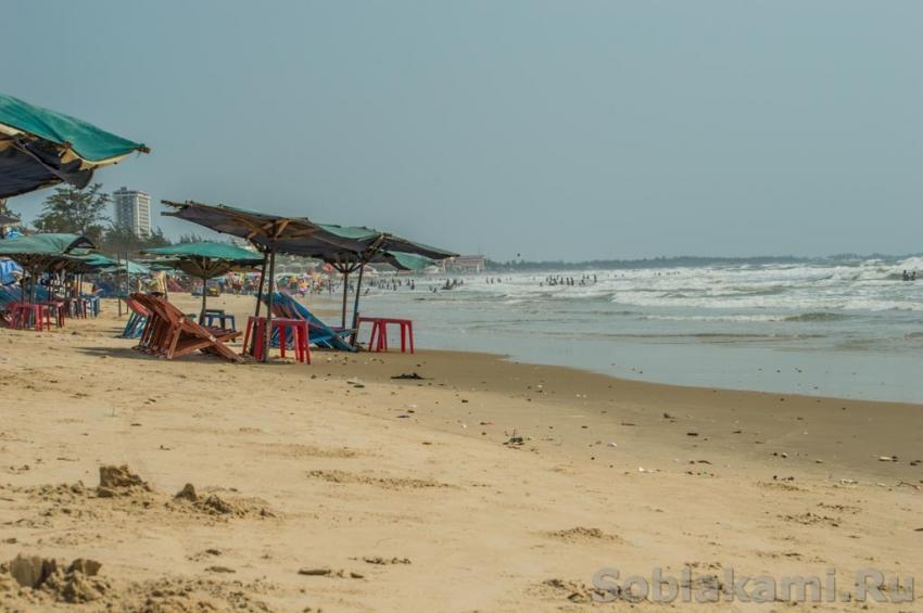 пляжи в Вунгтау