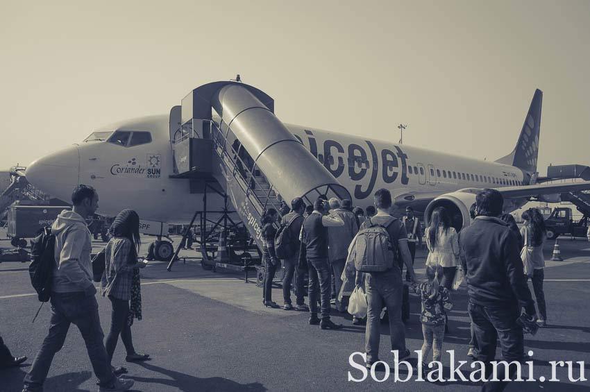 Кризис в Спайсджет: авиакомпания на грани банкротства